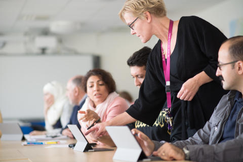 Innovationsprojektet eSFI ska effektivisera språkinlärning för nyanlända