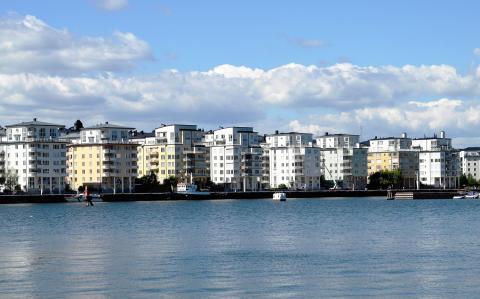 Riksbanken vill ha centralt bostadsrättsregister