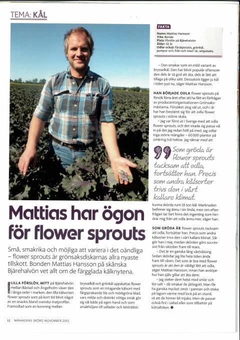 Intervju med Mattias