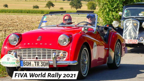5. Int. ADAC Zurich Westfalen Classic / FIVA World Rally 2021