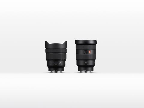 Sony presenta dos nuevos gran angular de formato completo para montura E