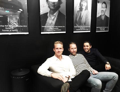 Mäklarkoll antagna till SUP 46 - En av Europas ledande startup-hubbar