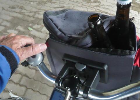 """Symposium """"Strengere Regeln für alkoholisierte Radfahrer"""""""