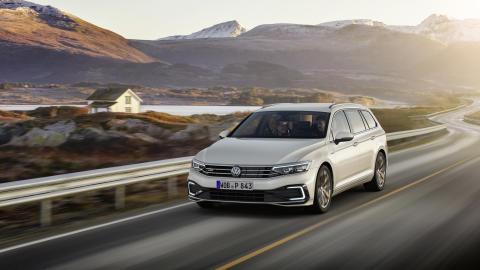 Nya Volkswagen Passat – snart startar förförsäljningen