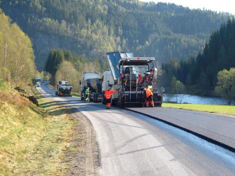 Trekløver gjør asfalten grønnere