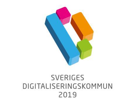 Tio nominerade till Sveriges DigitaliseringsKommun 2019