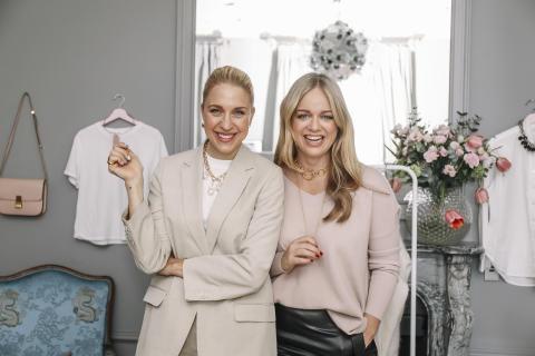 Välkända modeduon Säker Stil kommer till Borås och Textile Fashion Center
