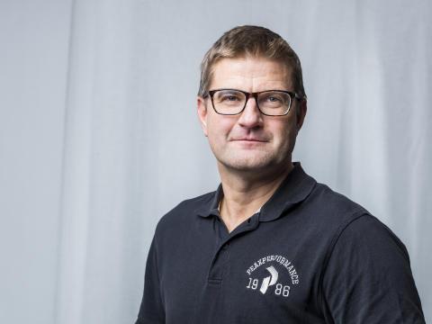 Jan Eriksson, vd Umeå Energi Elnät