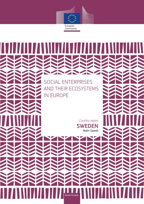 Social enterprises and their ecosystems in Europe. Updated country report Sweden