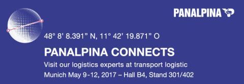 Transport Logistic Munich 2017