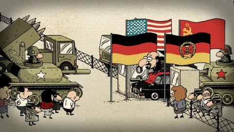 """""""1989 – Unsere Heimat, das sind nicht nur die Städte und Dörfer"""""""