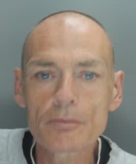 Man, 50, jailed for robbery at shop on County Road, Walton