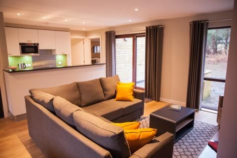 Center Parcs reveals first complete lodge at Woburn Forest
