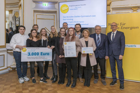 Bürgerenergiepreis Oberpfalz_2019_BENEDIKT-SATTLER-GYMNASIUM BAD KÖTZTING