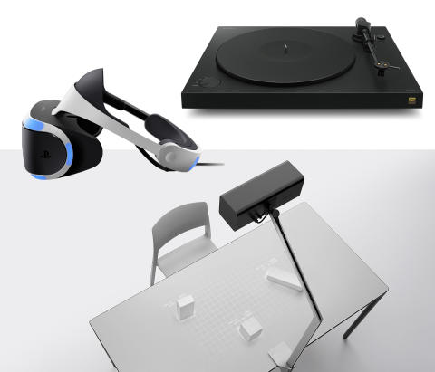 ​Sony rydder bordet med 18 designpriser ved iF Design Awards