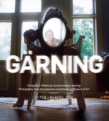 Pressinbjudan: GÄRNING - Fotografi ur Göteborgs konstmuseums samling