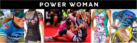 ​Power Woman Offers Sportswear on Loan Ahead of Races to members of Non Profit Team Power Woman Athletic Club
