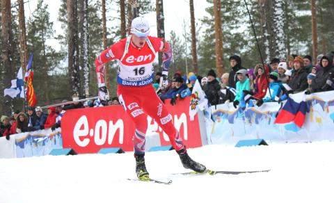 Johannes Thingnes Bø, sprint, VM Kontiolahti 2015