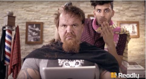 """""""Unbegrenzt lesen"""" im Fernsehen - Readly launcht ersten TV-Werbespot"""