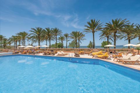 allsun Hotel Pil-lari Playa Pool