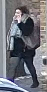 Image of woman police wish to identify
