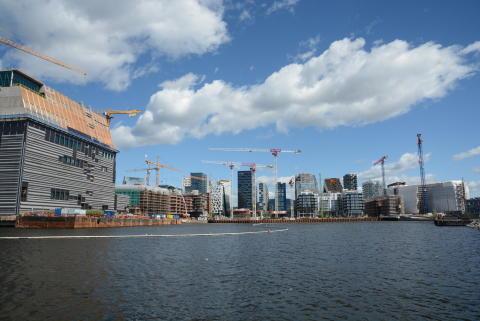 Norsk betong og karbonfangst - en unik mulighet for klimakutt