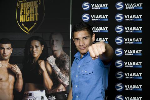 Norske storkamper i Nordic Fight Night