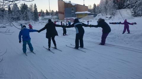 Bydel Stovner skal teste ut utlånssentral for skiutstyr