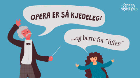 """Velkomen til """"Operakveld for skeptikarar"""""""