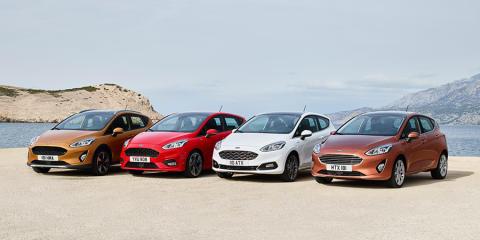 Ford navyšuje výrobu nové Fiesty v reakci na rostoucí poptávku
