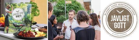 Prisbelönt matblogg startar veganskt matprogram tillsammans med sina följare - tar hjälp av ny typ av crowdfunding!