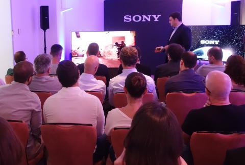 Sony apresenta em Lisboa a sua nova gama de produtos