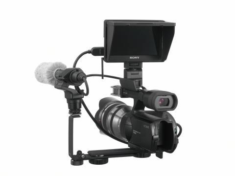 Zusatzmonitor CLM-V55 von Sony_12