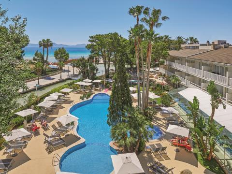 allsun Hotel Orquidea Playa Pool