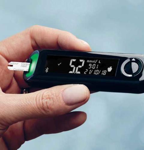 Är du i riskzonen för diabetes? Gratis blodsockerkoll