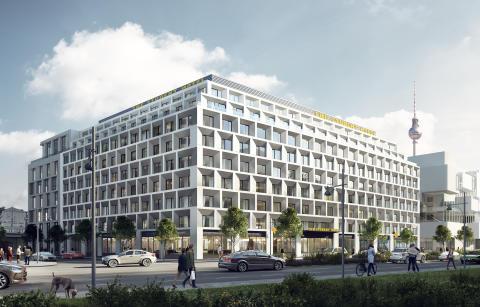 ZÜBLIN Hotel Alexander-Quartier