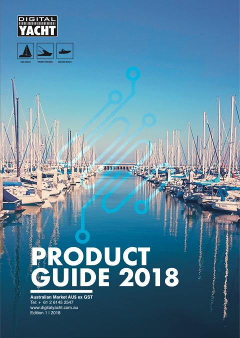 Digital Yacht - New Australian Product Guide 2018