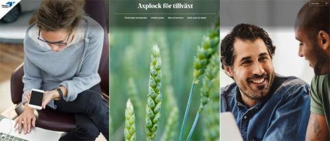 Axplock för tillväxt - vår nya digitala årsberättelse