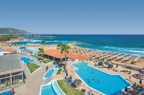 allsun Hotel Carolina Mare Pool Meerblick