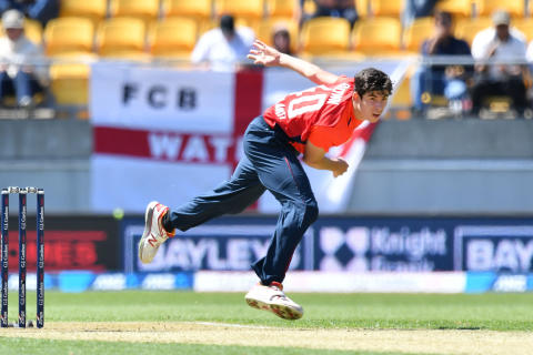 Pat Brown ruled out of the white-ball leg of England's tour of South Africa