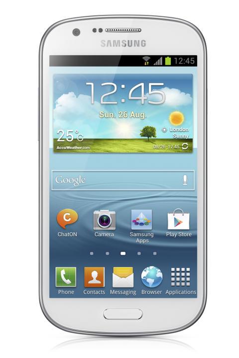Ny trio smarta mobiler från Samsung