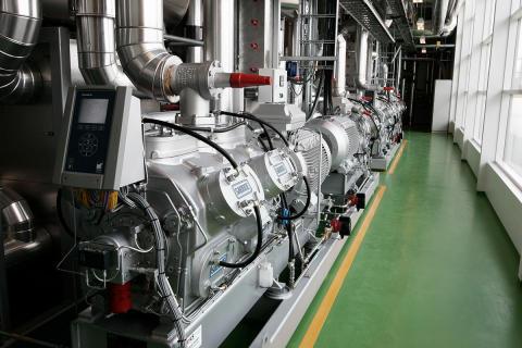 Energistyrelsen og Grøn Energi har opdateret drejebogen for store varmepumper i fjernvarmen