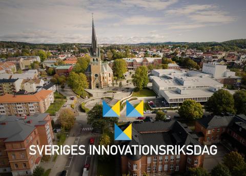 Sveriges Innovationsriksdag 2018 i Science Park Borås om Cirkulär Ekonomi