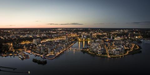 Ännu ett rekordår – Västerås passerar en halv miljon gästnätter.