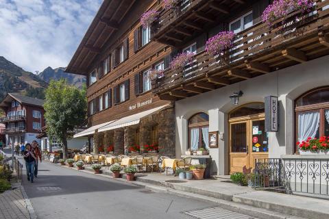 NACHFOLGEREGELUNG IN MÜRREN: DAS HOTEL BLUMENTAL GEHÖRT NEU ZU DER SCHILTHORNBAHN AG