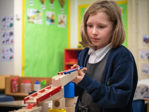Northumbria doubles the number of schools receiving science support