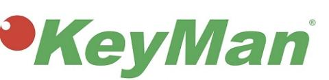 Logotyp KeyMan 2016