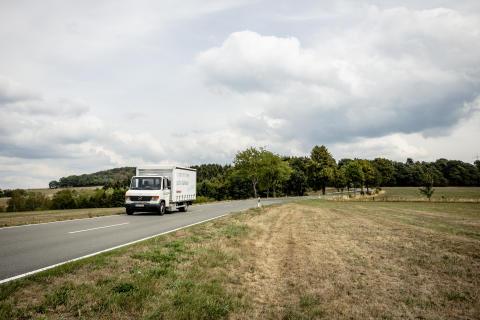 eTransport test drive