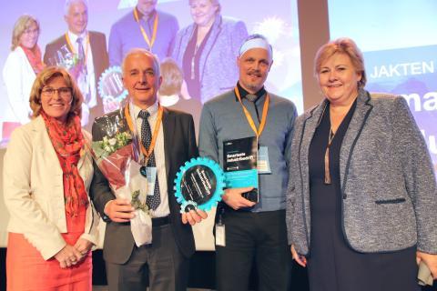 Tronrud Engineering kåret til Norges smarteste industribedrift 2019