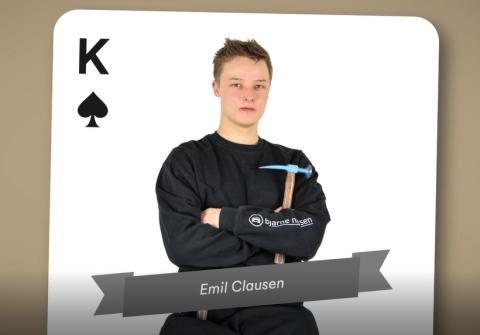 Emil Clausen, Karrosseritekniker